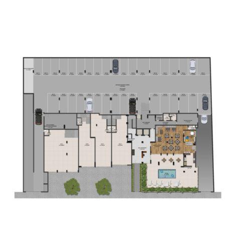 Planta Apartamentos